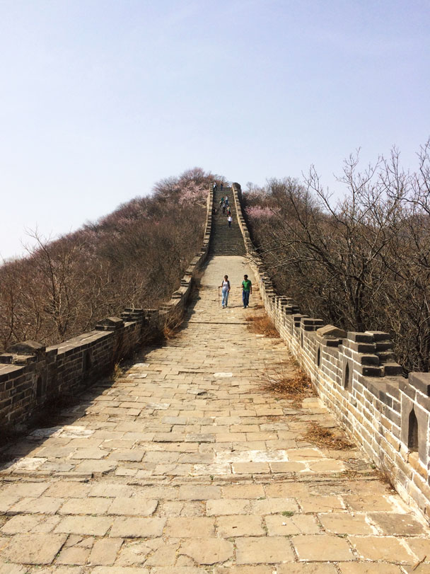 Jiankou to Mutianyu Great Wall, 2018/03/31 photo #15