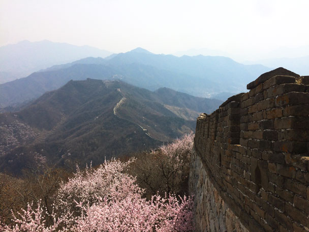 Jiankou to Mutianyu Great Wall, 2018/03/31 photo #17