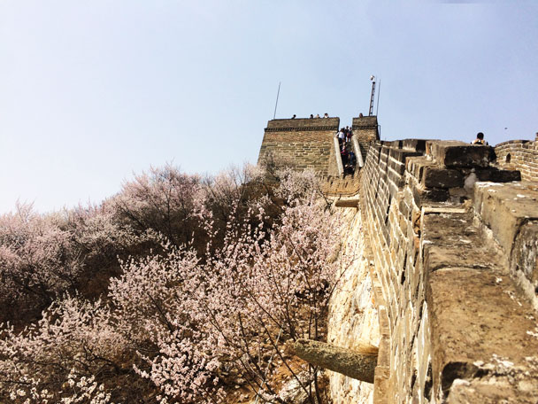 Jiankou to Mutianyu Great Wall, 2018/03/31 photo #19