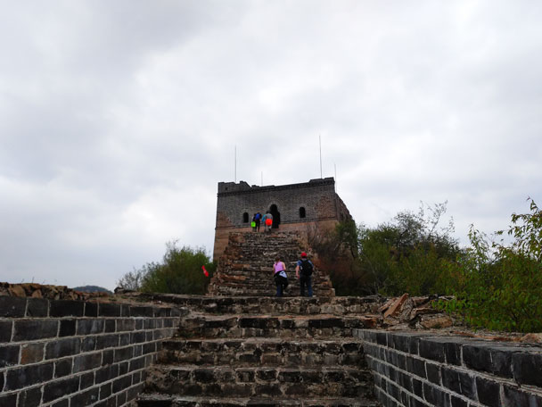 Longquanyu Great Wall to the Little West Lake, 2018/04/21 photo #13