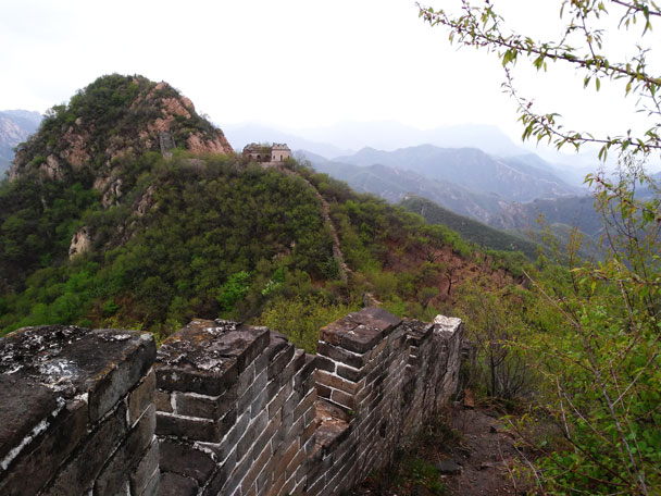 Longquanyu Great Wall to the Little West Lake, 2018/04/21 photo #15