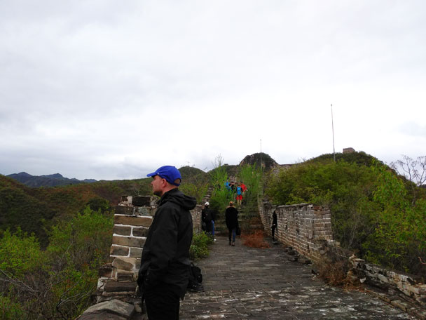 Longquanyu Great Wall to the Little West Lake, 2018/04/21 photo #25
