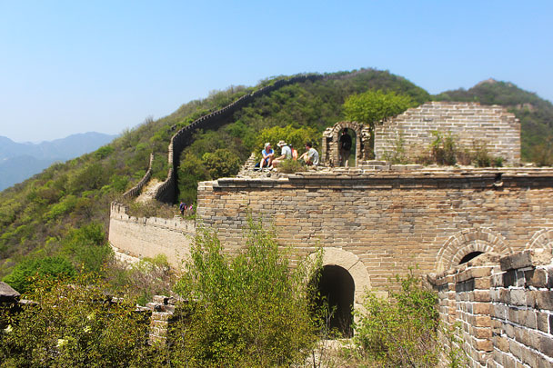 Great Wall Spur hike, 2018/04/28 photo #4
