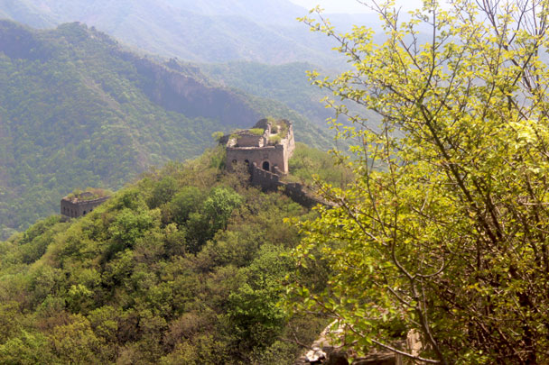Great Wall Spur hike, 2018/04/28 photo #7