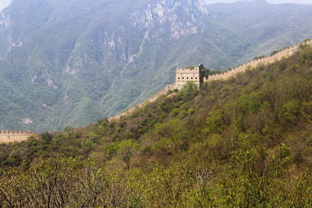 Great Wall Spur hike, 2018/04/28 photo #10