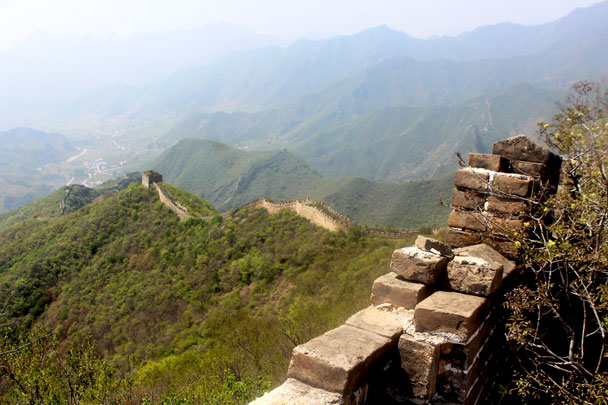 Great Wall Spur hike, 2018/04/28 photo #12