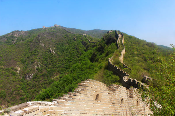Great Wall Spur hike, 2018/04/28 photo #17