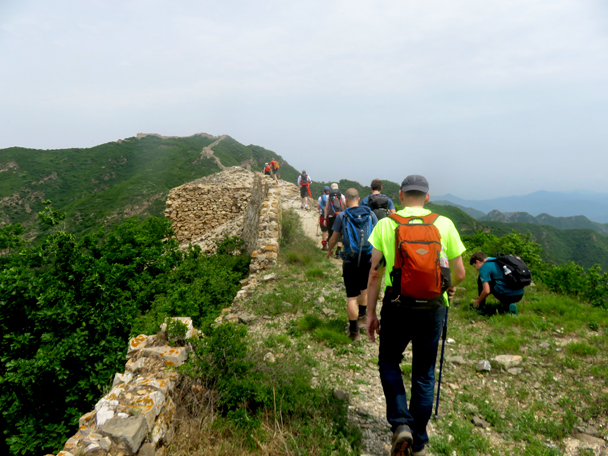 Zhenbiancheng Great Wall and Big Camp Plate Challenge, 2018/05/19 photo #4