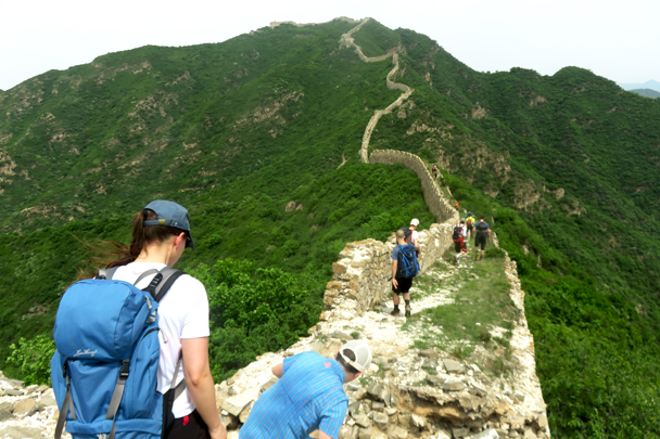 Zhenbiancheng Great Wall and Big Camp Plate Challenge, 2018/05/19 photo #5