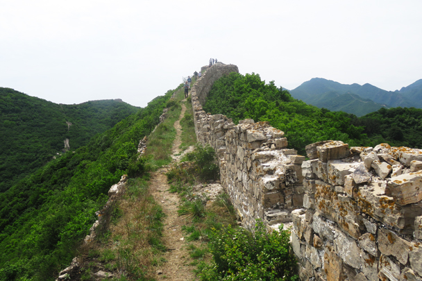 Zhenbiancheng Great Wall and Big Camp Plate Challenge, 2018/05/19 photo #6