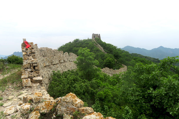 Zhenbiancheng Great Wall and Big Camp Plate Challenge, 2018/05/19 photo #13