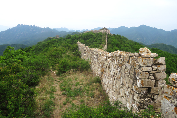 Zhenbiancheng Great Wall and Big Camp Plate Challenge, 2018/05/19 photo #15