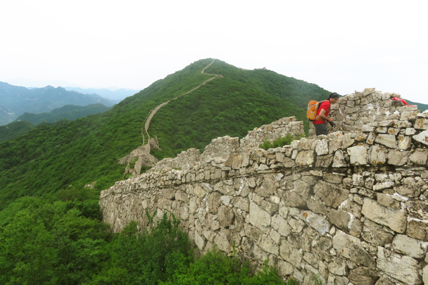 Zhenbiancheng Great Wall and Big Camp Plate Challenge, 2018/05/19 photo #19