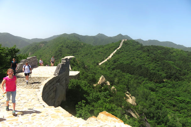 Longquanyu Great Wall to the Little West Lake, 2018/05/23 photo #2
