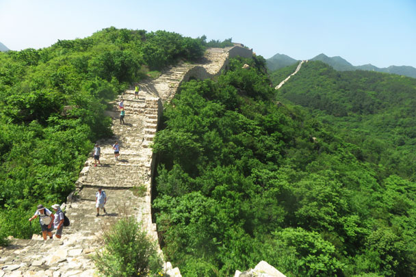 Longquanyu Great Wall to the Little West Lake, 2018/05/23 photo #3