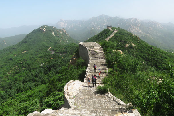Longquanyu Great Wall to the Little West Lake, 2018/05/23 photo #5