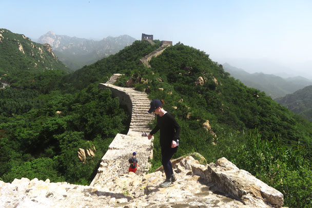 Longquanyu Great Wall to the Little West Lake, 2018/05/23 photo #7