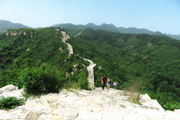 Longquanyu Great Wall to the Little West Lake, 2018/05/23 photo #8