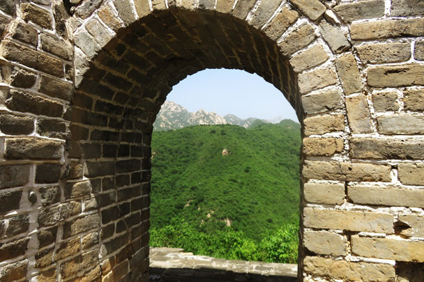 Longquanyu Great Wall to the Little West Lake, 2018/05/23 photo #11