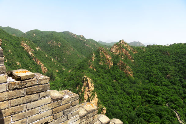Longquanyu Great Wall to the Little West Lake, 2018/05/23 photo #12