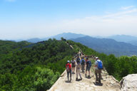 Jiankou to Mutianyu Great Wall, 2018/05/24