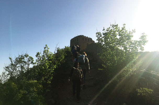Camping Gubeikou Great Wall and Jinshanling Great Wall, 2018/05/26 photo #13