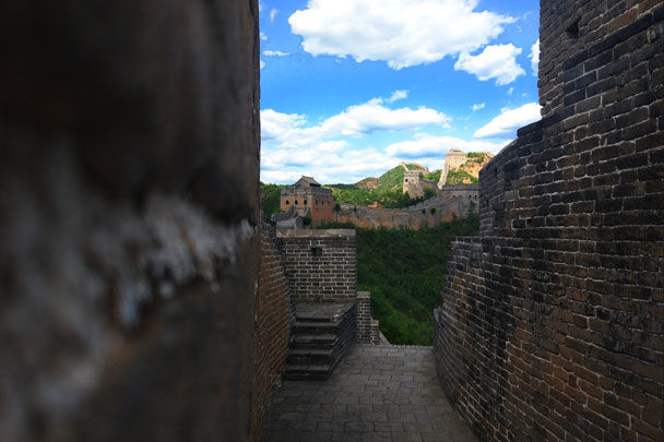 Gubeikou Great Wall and Jinshanling Great Wall, 2018/0531 photo #3