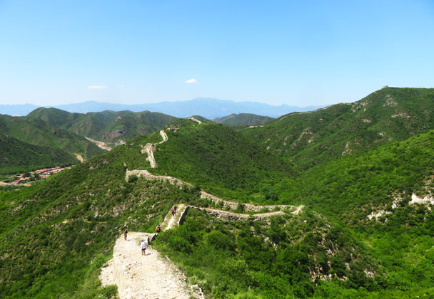 Stone Valley Great Wall, 2018/05/31 photo #13