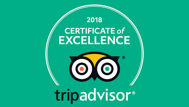 Tripadvisor Certificate of Excellence 2018 | Beijing Hikers