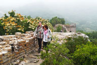 Jiankou to Mutianyu Great Wall, 2018/06/09