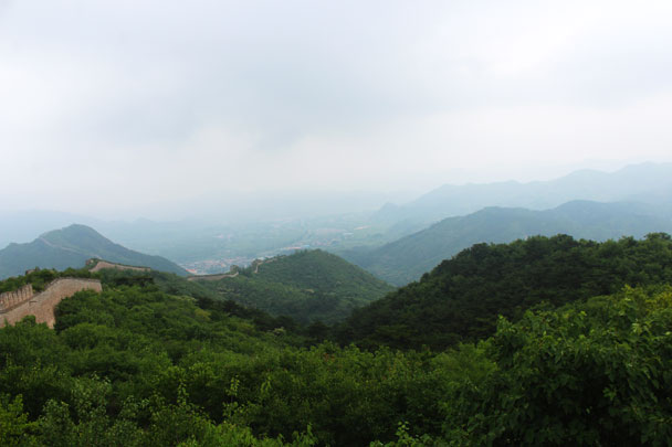 Huanghuacheng to the Walled Village, 2018/06/17 photo #6
