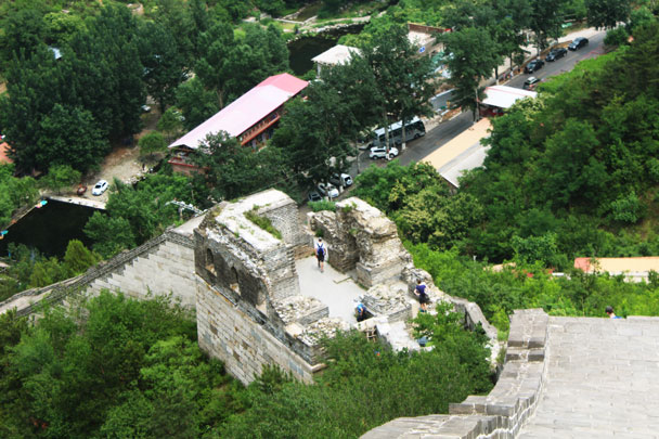 Huanghuacheng to the Walled Village, 2018/06/17 photo #15