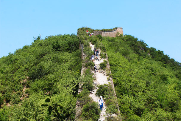 Walled Village to Huanghuacheng Great Wall,2018/07/01 photo #5
