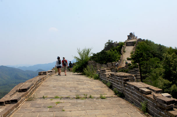 Walled Village to Huanghuacheng Great Wall,2018/07/01 photo #15