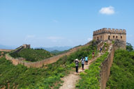 Gubeikou to Jinshanling Great Wall East, 2018/07/14