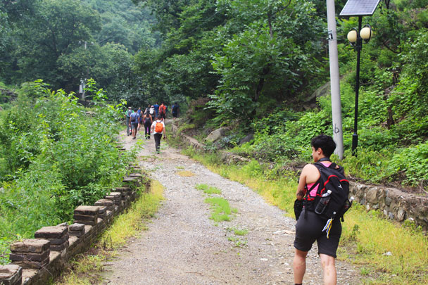 Great Wall Spur, 2018/07/19 photo #1