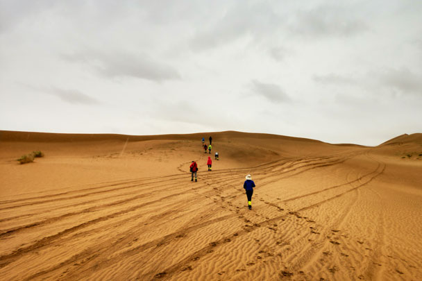 Tengger Desert Lakes, Inner Mongolia, 2018/07/19-22 photo #2