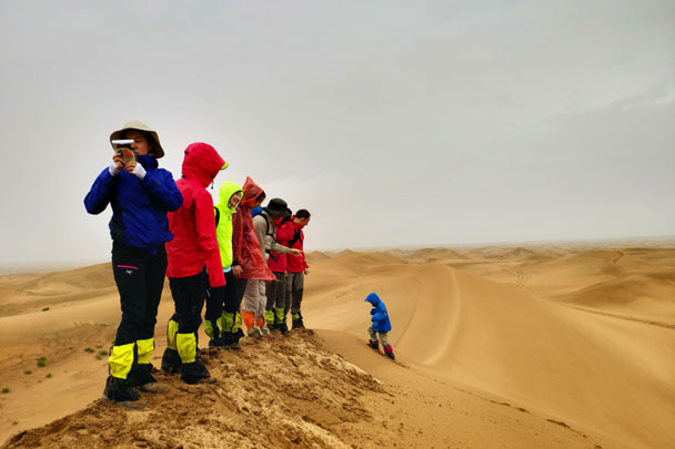 Tengger Desert Lakes, Inner Mongolia, 2018/07/19-22 photo #6