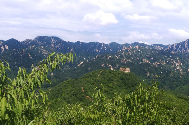 Huanghuacheng Great Wall,2018/07/25 photo #4