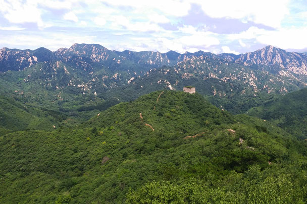 Huanghuacheng Great Wall,2018/07/25 photo #6