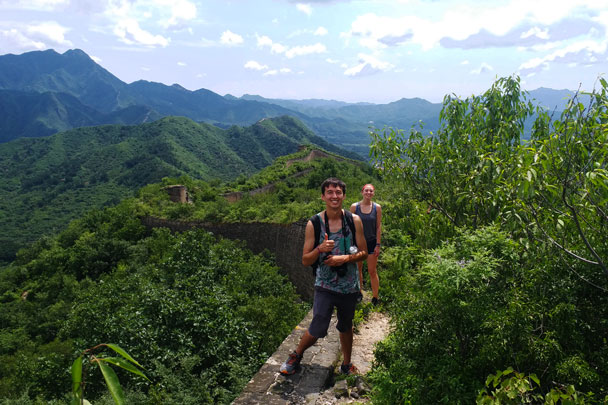 Huanghuacheng Great Wall,2018/07/25 photo #7