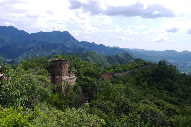 Huanghuacheng Great Wall,2018/07/25 photo #9