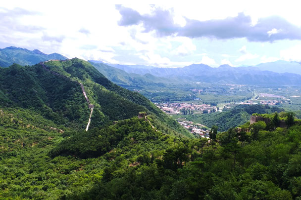 Huanghuacheng Great Wall,2018/07/25 photo #10