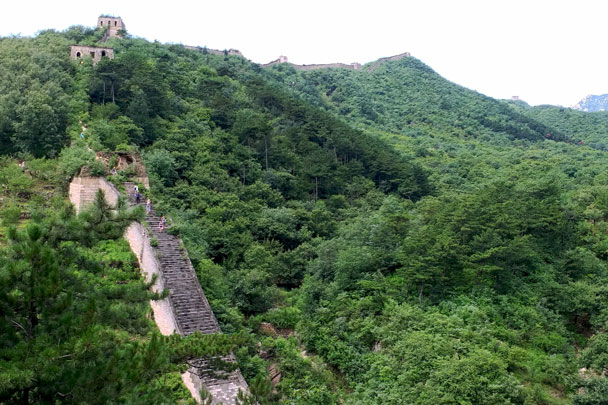 Huanghuacheng Great Wall,2018/07/25 photo #13