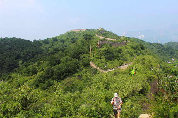Walled Village to Huanghuacheng Great Wall, 2018/07/29 photo #7