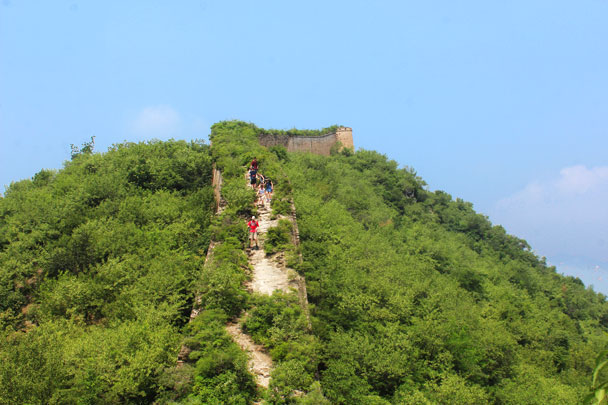 Walled Village to Huanghuacheng Great Wall, 2018/07/29 photo #11