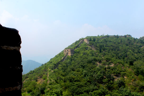 Walled Village to Huanghuacheng Great Wall, 2018/07/29 photo #14