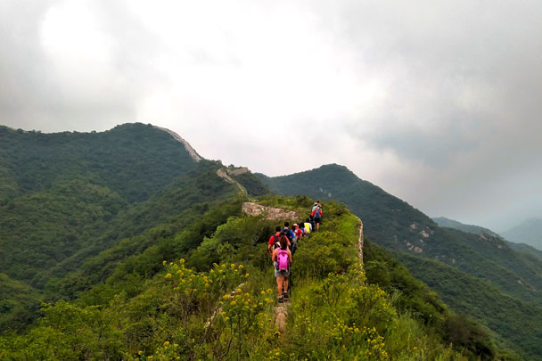 Stone Valley Great Wall, 2018/08/11 photo #13