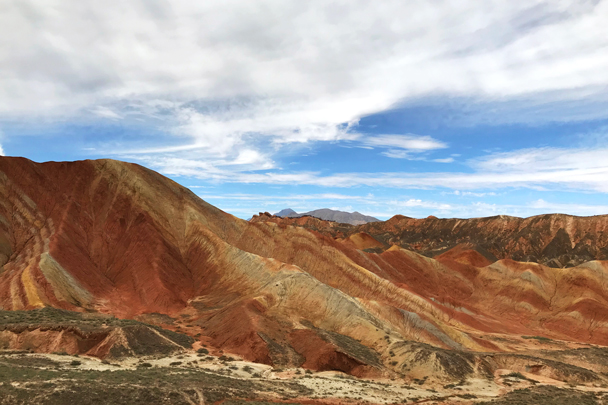 Zhangye Danxia Landform, Gansu Province, 2018/08/15 photo #20