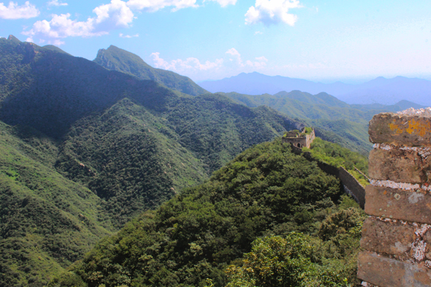 Great Wall Spur, 2018/08/23 photo #3